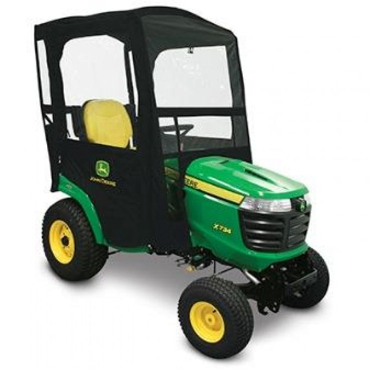 Image result for john deere x304 accessories pictures enclosure