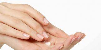 Mascarilla natural para manos secas