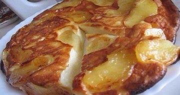 Prăjitura cu mere si branza care se topește în gură!