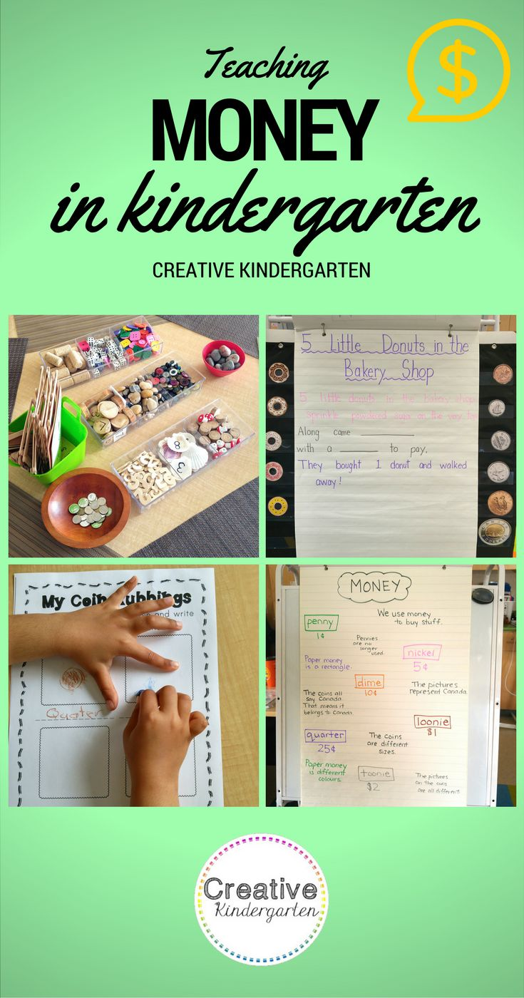 Teaching students about money is hard in kindergarten. It's an abstract concept that doesn't have any real-world meaning to them yet. They know that you need money to buy things, but we…