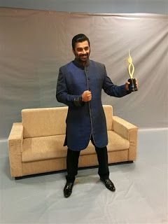 R Madhavan wins Best Actor award at IIFA Utsavam 2017 for Irudhi Suttru!    http://spanishvillaentertainment.blogspot.com/2017/04/r-madhavan-wins-best-actor-award-at.html