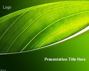 Nature Preservation PowerPoint Template | Free Powerpoint Templates
