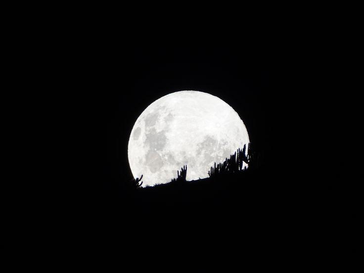 anochecer en el valle de Rio Hurtado,ovalle,Chile