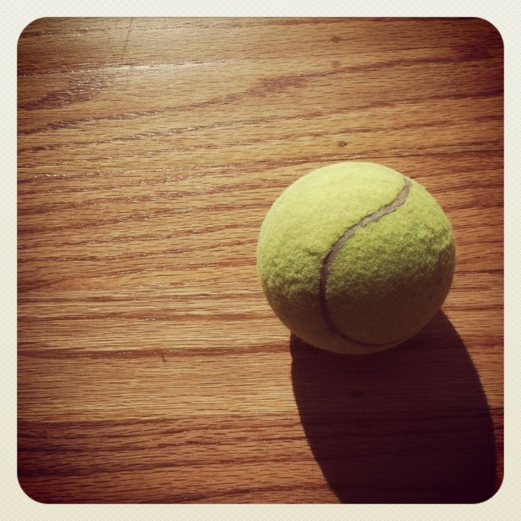 How to release knots in your back with a tennis ball. A good at-home massage for shoulder/back tension.