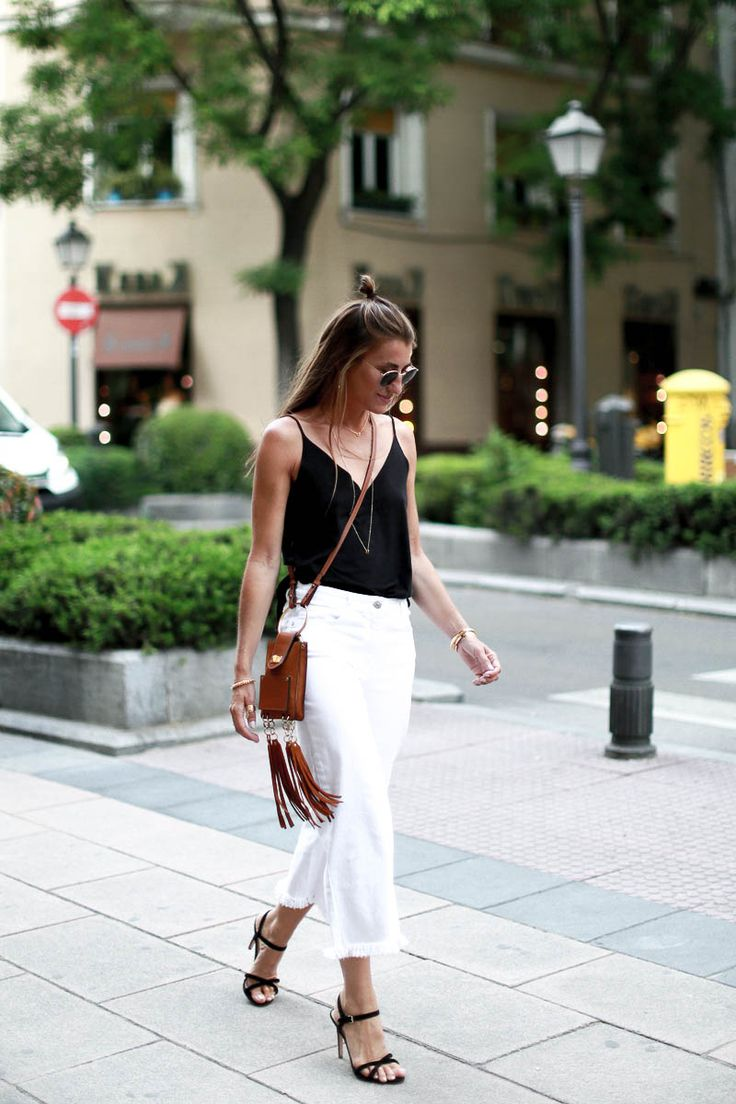 Nothing says summer like a great pair of white denim jeans.