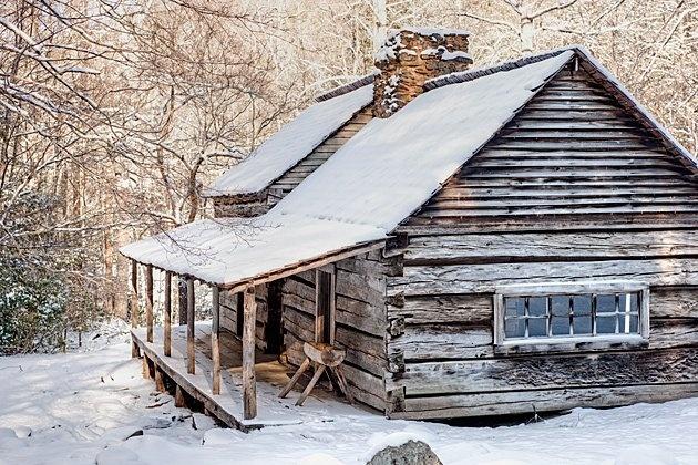 Die besten 25 gatlinburg tennessee h tten ideen auf for Tennessee winter cabins