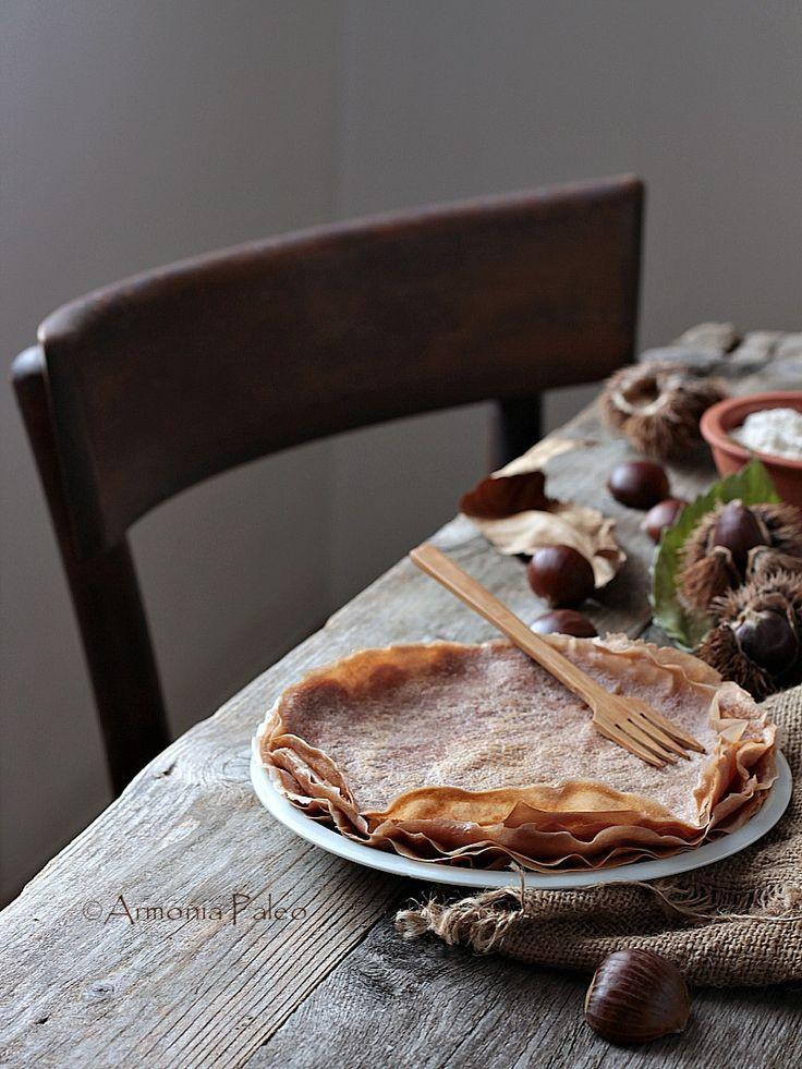 Crêpes di Castagne