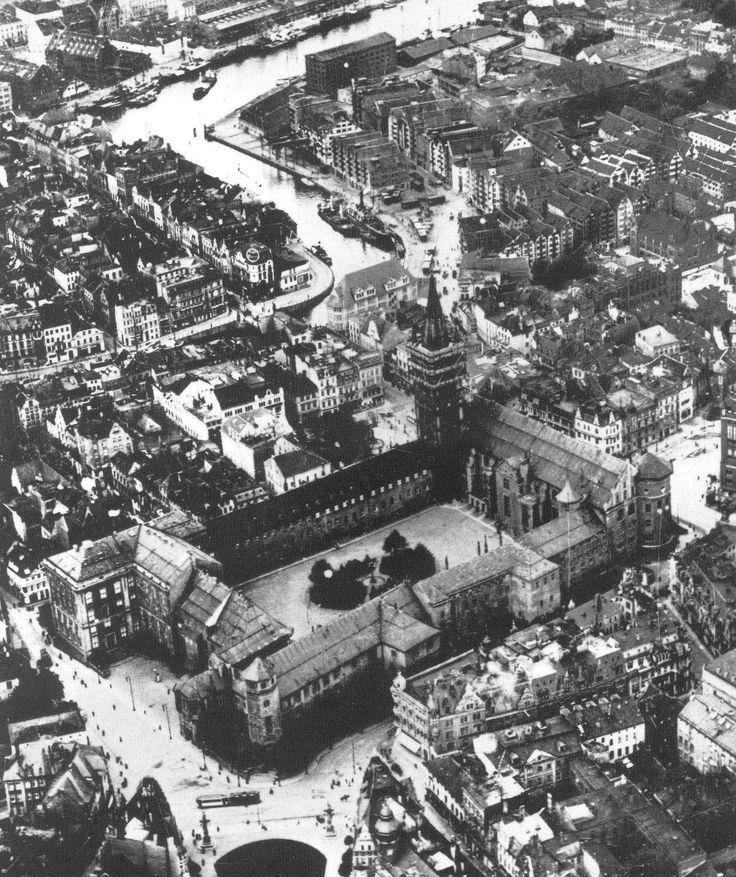 Königsberg, East Prussia (1925)