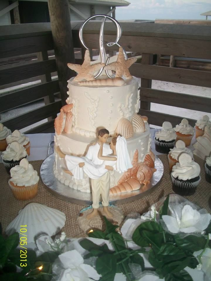 best wedding cakes pensacola our cake from the local publix in navarre fl our 11668