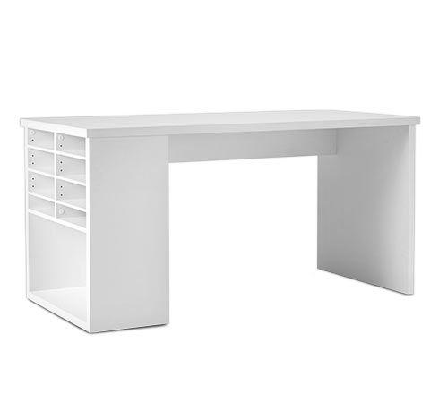 Schreibtisch, weiß