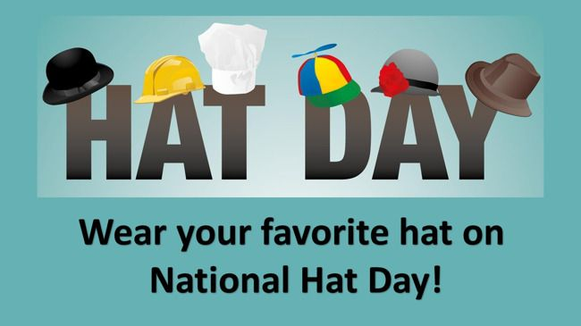 Today Is National Hat Day Hats Have Been In The World Since At Least 3000 Bc Hats Have Served Some Incredibly Div Hat Day How To Feel Beautiful Try On Makeup
