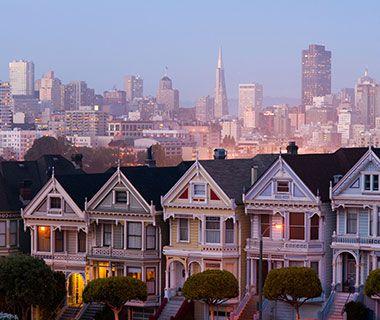 America's Best Cities for Girlfriend Getaways: San Francisco