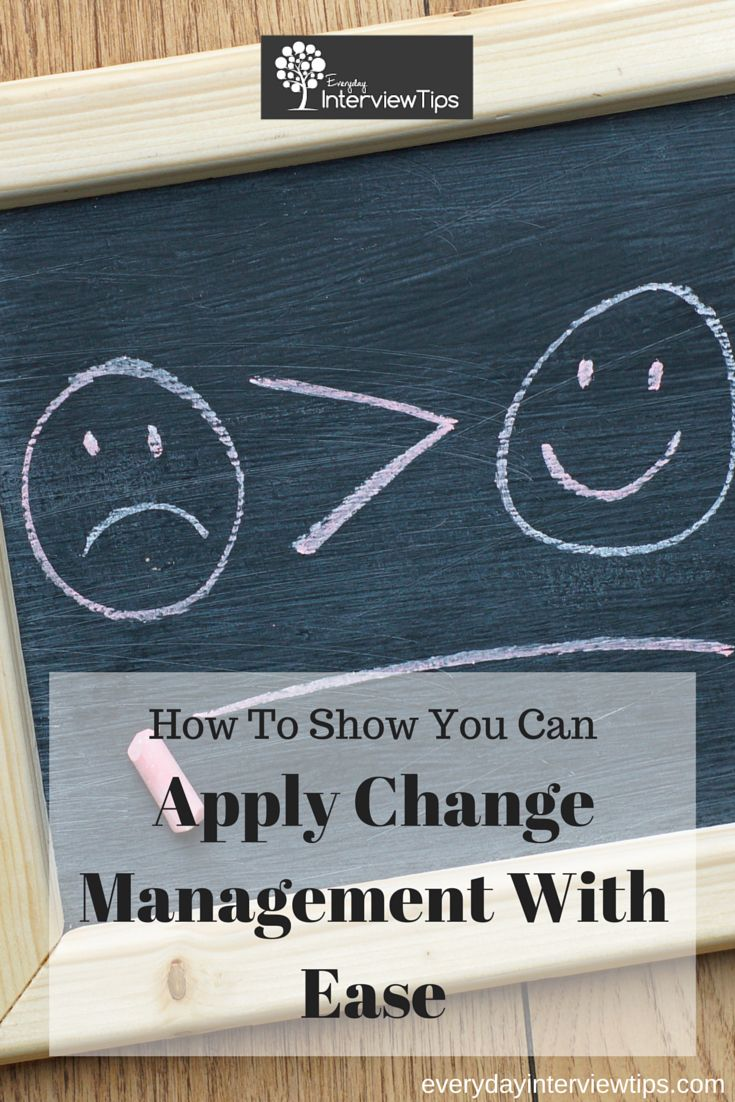 1000 images about interview tips questions answers on change management at work everydayinterviewtips com how