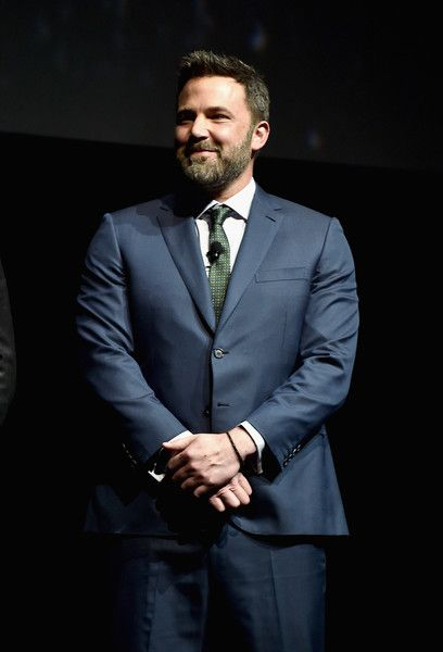Ben Affleck Photos Photos - Ben Affleck and Ray Fisher arrive at CinemaCon 2017, Warner Bros Pictures Invites You to ?The Big Picture?, at The Colosseum at Caesars Palace during CinemaCon on March 29, 2017 in Las Vegas, Nevada. / AFP PHOTO / ANGELA WEISS - CinemaCon 2017 - Warner Bros. Pictures Presentation