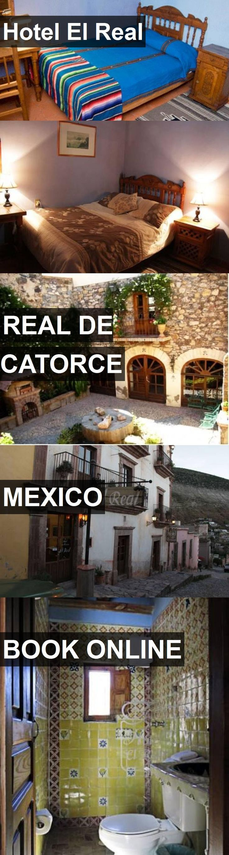 Hotel El Real in Real de Catorce, Mexico. For more information, photos, reviews and best prices please follow the link. #Mexico #RealdeCatorce #travel #vacation #hotel