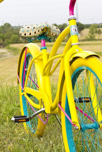 Villy Custom Luxury Fashion Bicycle www.villycustoms.com