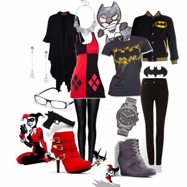 17 Best images about Harley Quinn on Pinterest | Batman Cosplay and Jokers