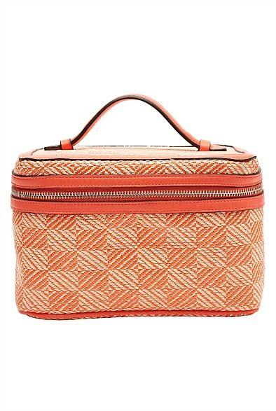 Large Top Handle Cosmetic Bag #witcherywishlist