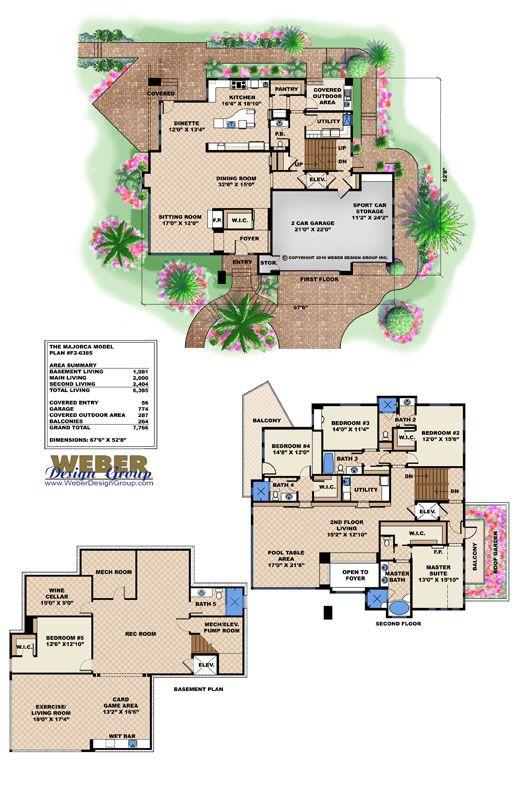 176 best Home Floorplans MonsterHouse images on Pinterest