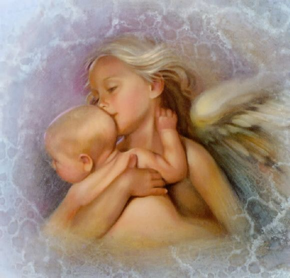 May the angels hold the children lost from the tornado that hit Moore, Oklahoma yesterday. Prayers for all of their families. angel-of-care - Nancy Noel