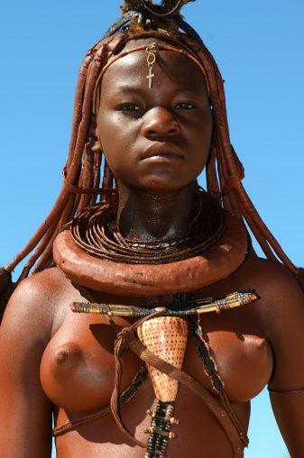 Caption:Opuwo, Kunene, Namibia, Southern Africa, Africa