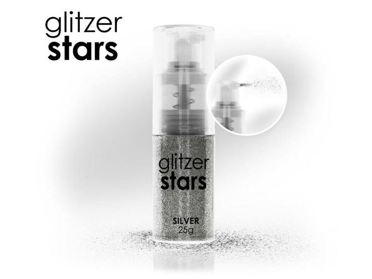 Gliz Star con dosatore 25ml  Silver #originalnail,fai sapere che ci sei