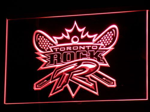 Toronto Rock LED Neon Sign - Legacy Edition