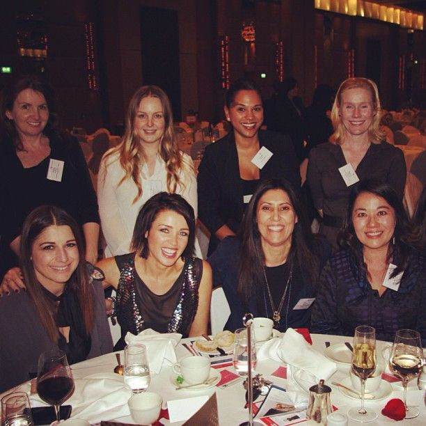 Loved hosting these fab women at today's @Business Chicks lunch with Candace Bushnell in Melbourne. You all rock!