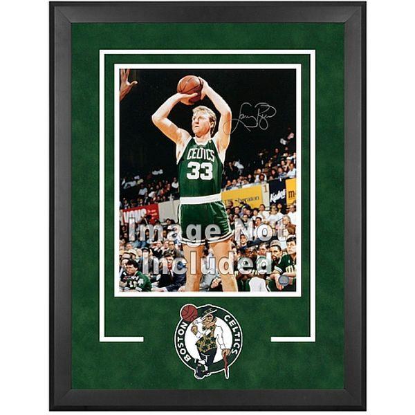 "Boston Celtics Fanatics Authentic 16"" x 20"" Deluxe Horizontal Frame with Team Logo - $179.99"