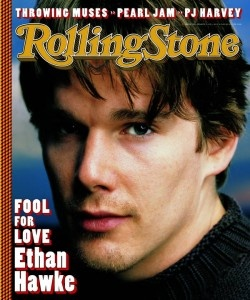 Ethan Hawke, The Rolling Stones, Vintage Magazines, Magazine Covers, Unique, Reality Bites, Gift, Html, Movie Characters