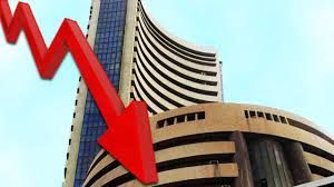 The broader market too is distinctly negative - the CNX Nifty Junior, Midcap and the Smallcap indices are down 0.2-0.6 percent each.  http://www.rediffmoney.in/