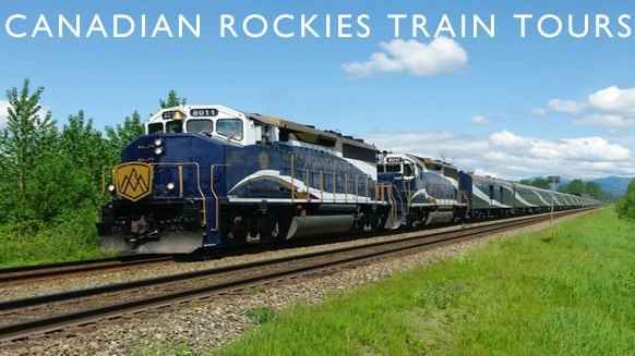 Book Canadian Rockies Train Tours with Rocky Mountaineer | Banff vacations - tours - activities