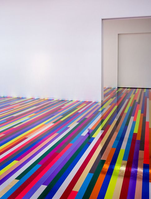 Jim Lambie, 'Sound System,' 2015, Roslyn Oxley9 Gallery