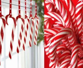 I bastoncini di zucchero per Natale fatti in casa