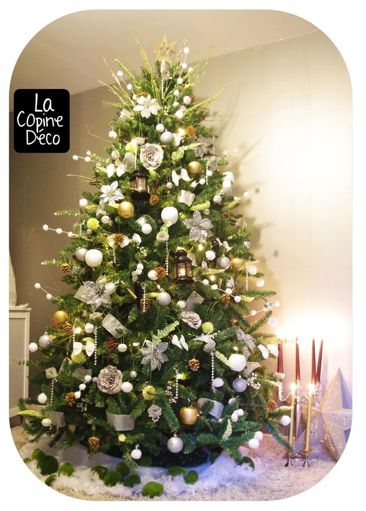 Sapin de Noël 2012