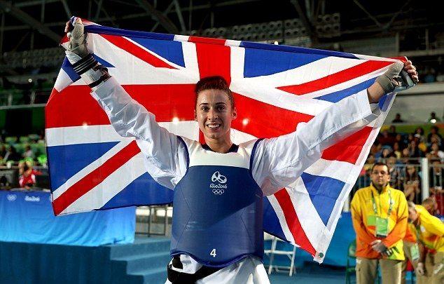 Taekwondo-Αθλητές των επιτυχιών: Bianca Walkden (video)