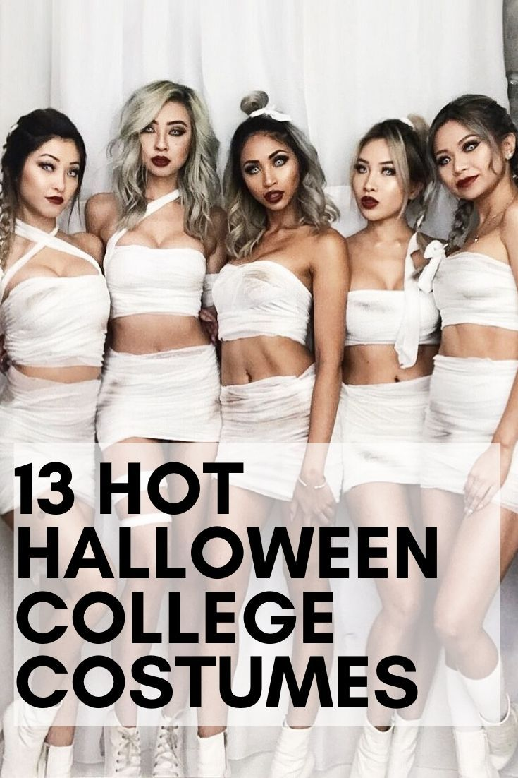 21 Top Group Halloween Costumes for College party
