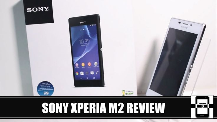 Sony Xperia M2 Review - Showroom 18