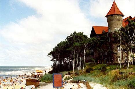 Łeba, Poland
