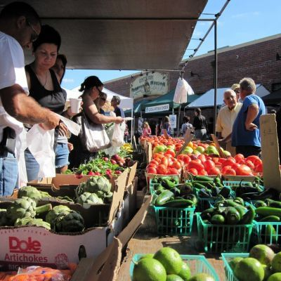 """In today's Anti-White Racism in Academia news, two California professors predictably claim in a new book that farmers' markets in urban areas are weed-like """"white spaces"""" responsible for oppression."""
