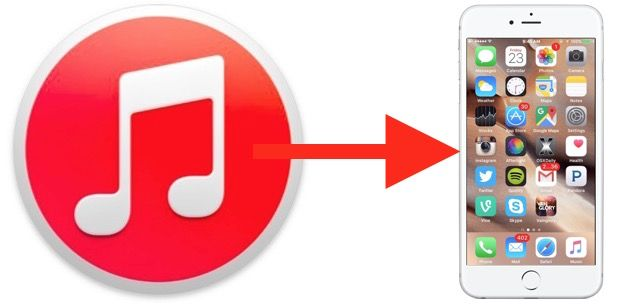 how to add files from itunes to iphone apple music