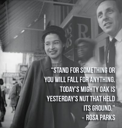 What does it take to stand against your own government? Dietrich Bonhoeffer, Rosa Parks and The Hahn Family have something in common. Click to read more!