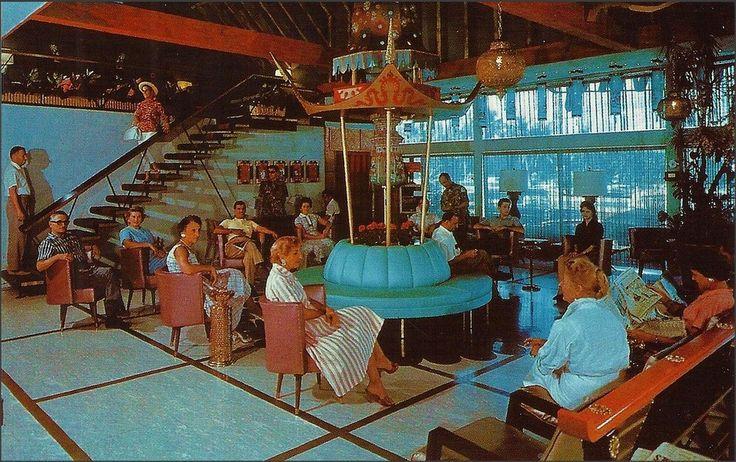 Castaways Oceanfront Motel, Miami Beach Florida