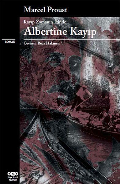 Albertine+Kayıp+-+Marcel+Proust