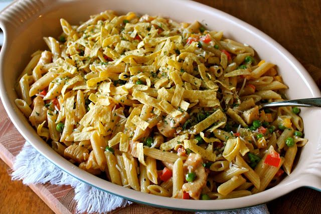 Spicy Chipolte Pasta (A Cheesecake Factory Copycat) Don't forget the asparagus!