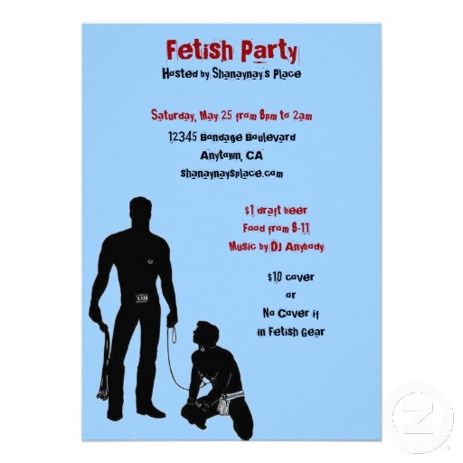 Gay Party Invitations 81