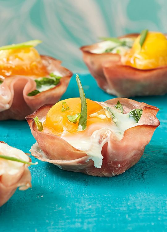 How to make Ham & Egg Tarts