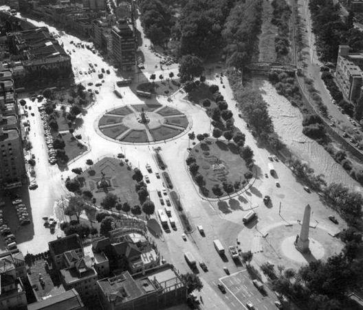 Plaza Baquedano (1958)