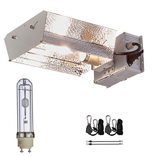 Oppolite 315w Cmh Cdm Grow Light Kit W 3100k Bulb 120 240v Replace Led 300w 600w 1000w Grow Light Kit Mh Hps Grow Light Kit Open Adjust Kit Review With Images Hps Grow Lights Grow Lights