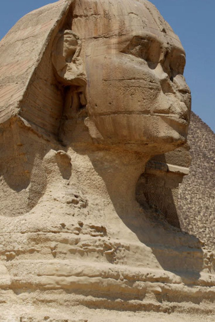 Após destruição arqueológica, líder do Estado Islâmico prega a destruição da Esfinge e das pirâmides do Egito